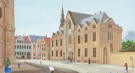museer københavn gratis tampon efter fødslen